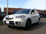 2010 White Diamond Pearl Acura RDX SH-AWD #53673308