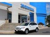 2008 Taffeta White Honda CR-V EX-L 4WD #53673290