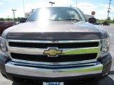 2008 Desert Brown Metallic Chevrolet Silverado 1500 LT Extended Cab 4x4 #53672333