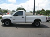 2003 Ford F350 Super Duty XL Regular Cab Data, Info and Specs