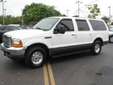 2001 Ford Excursion XLT Data, Info and Specs