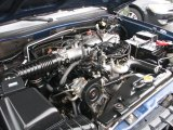 2004 Mitsubishi Montero Sport Engines