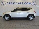 2003 Glacier White Pearl Nissan Murano SL #53672226
