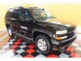 2004 Black Chevrolet Tahoe Z71 4x4 #53672207