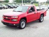 2012 Chevrolet Colorado Work Truck Regular Cab Data, Info and Specs