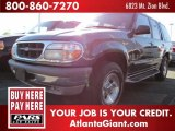 1997 Evergreen Frost Pearl Ford Explorer XLT #53673120