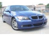 2007 Montego Blue Metallic BMW 3 Series 328i Sedan #53672173