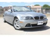 2006 Silver Grey Metallic BMW 3 Series 330i Convertible #53672170