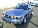 2006 Windveil Blue Metallic Ford Mustang GT Premium Coupe #5358047
