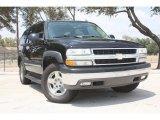 2004 Black Chevrolet Tahoe LT #53672167