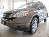 2010 Polished Metal Metallic Honda CR-V EX-L AWD #53673094