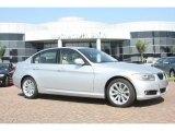 2011 Titanium Silver Metallic BMW 3 Series 328i Sedan #53672131