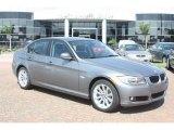 2011 Space Gray Metallic BMW 3 Series 328i Sedan #53672122