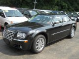 2008 Brilliant Black Crystal Pearl Chrysler 300 C HEMI AWD #53672991