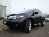 2009 Super Black Nissan Murano S AWD #5359465