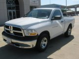 2011 Bright White Dodge Ram 1500 ST Regular Cab #53672072