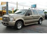 2005 Pueblo Gold Metallic Ford Excursion Eddie Bauer #53672048