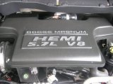 2003 Dodge Ram 1500 SLT Regular Cab 4x4 5.7 Liter HEMI OHV 16-Valve V8 Engine