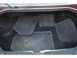 2002 Chrysler Sebring LX Sedan Trunk
