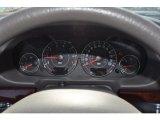 2002 Chrysler Sebring LX Sedan Gauges
