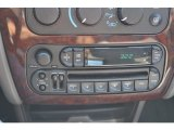 2002 Chrysler Sebring LX Sedan Audio System