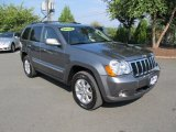2008 Mineral Gray Metallic Jeep Grand Cherokee Limited 4x4 #53672862