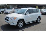 2011 Super White Toyota RAV4 Limited #53671889