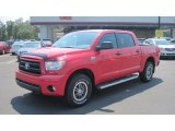 2011 Radiant Red Toyota Tundra TRD Rock Warrior CrewMax 4x4 #53671882