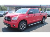 2011 Radiant Red Toyota Tundra TRD Rock Warrior CrewMax 4x4 #53671881