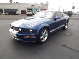 2007 Vista Blue Metallic Ford Mustang GT Premium Coupe #53671867