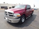 2012 Deep Cherry Red Crystal Pearl Dodge Ram 1500 ST Quad Cab 4x4 #53671866