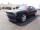 2011 Black Dodge Challenger R/T #53671863