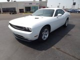 2011 Bright White Dodge Challenger R/T #53671862