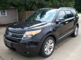 2012 Ford Explorer Limited EcoBoost Data, Info and Specs