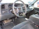 2000 Chevrolet Silverado 1500 Z71 Regular Cab 4x4 Dashboard