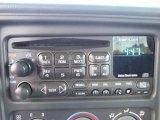 2000 Chevrolet Silverado 1500 Z71 Regular Cab 4x4 Audio System