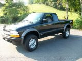 1999 Chevrolet S10 LS Extended Cab 4x4 Data, Info and Specs