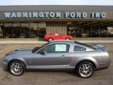 2007 Tungsten Grey Metallic Ford Mustang Shelby GT500 Coupe #53671789