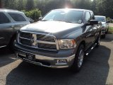 2012 Mineral Gray Metallic Dodge Ram 1500 Big Horn Quad Cab 4x4 #53672585