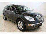 2008 Carbon Black Metallic Buick Enclave CXL AWD #53672568