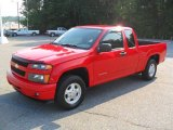 2005 Chevrolet Colorado Extended Cab Data, Info and Specs