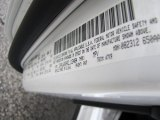 2012 Wrangler Color Code for Bright White - Color Code: PW7