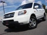 2007 Taffeta White Honda Pilot EX-L 4WD #53775313