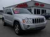 2006 Bright Silver Metallic Jeep Grand Cherokee Laredo 4x4 #5355171