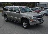 2001 Light Pewter Metallic Chevrolet Suburban 2500 LT 4x4 #53672653