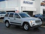 2006 Bright Silver Metallic Jeep Grand Cherokee Laredo #5356575