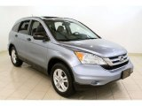 2010 Glacier Blue Metallic Honda CR-V EX AWD #53672625