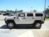 2009 Hummer H2 Birch White