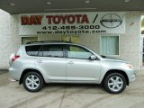 2011 Classic Silver Metallic Toyota RAV4 Limited 4WD #53774426
