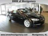 2011 Jet Black BMW 3 Series 328i Convertible #53671644